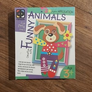 3D Craft New in Box Ages 3+